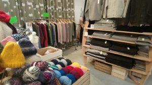 veste pull laine france naturel