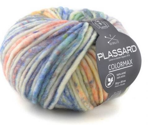 laine multicolore haute loire