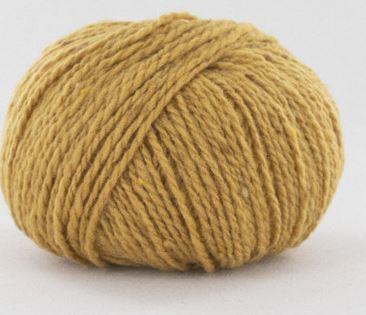 laine tweed france naturel chiné pelote