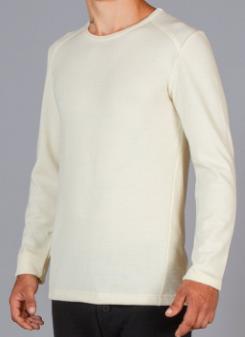 sous vetement chaud laine merinos doux fabrication franc