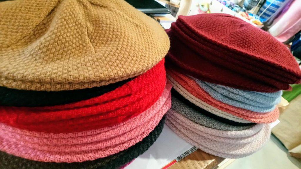 beret laine dou fabrication france