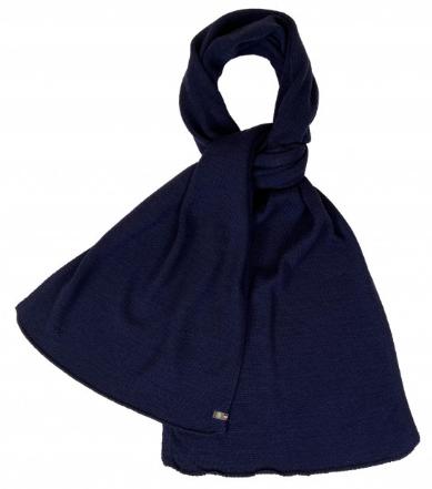 echarpe laine dou marine fabrication francaise