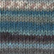 laine multicolore jacquard pelote