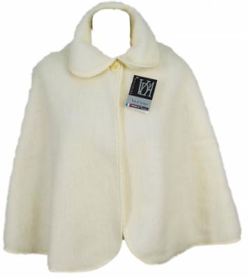 pelerine cape chaud laine merinos doux fabrication franc