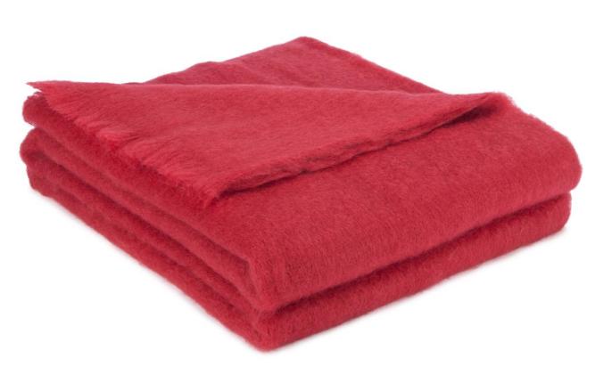 plaid laine fabrication france doux chaud