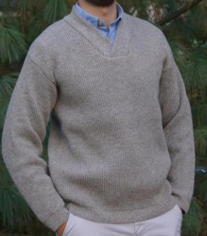 pull laine chaud fabrication franc naturel