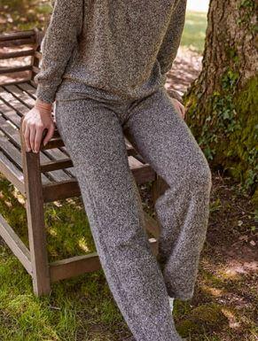 pantalon pure laine chaud missegle